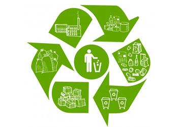 """A Reciclagem é uma forma de reaproveitamento das matérias primas que são descartadas. Nesse sentido, reciclar significa diminuir a quantidade de resíduos provenientes dos produtos consumidos pelo homem. O termo """"Reciclagem"""" é proveniente da língua inglesa no qual """"re"""" significa repetir e """"cycle"""" corresponde à ciclo. Portanto, reciclagem é """"repetir o ciclo"""". Símbolo Internacional da […]"""